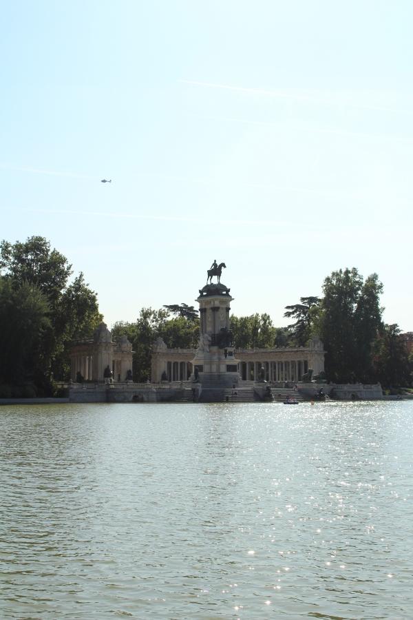 Los Vallejos Blog // Parque del Retiro