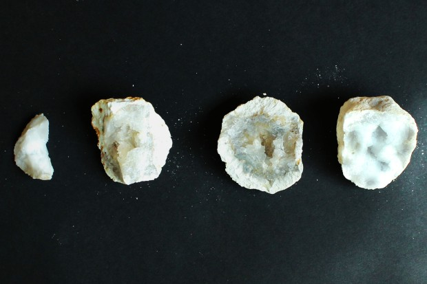 Moon Cycle Geode // Los Vallejos Blog